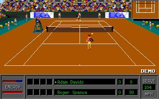 World Tour Tennis