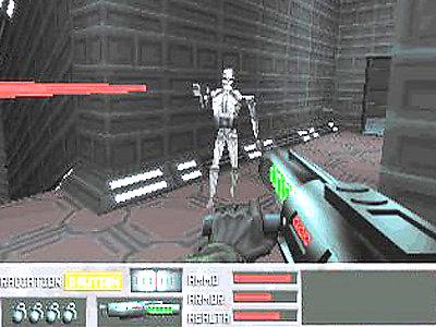 Terminator Future Shock