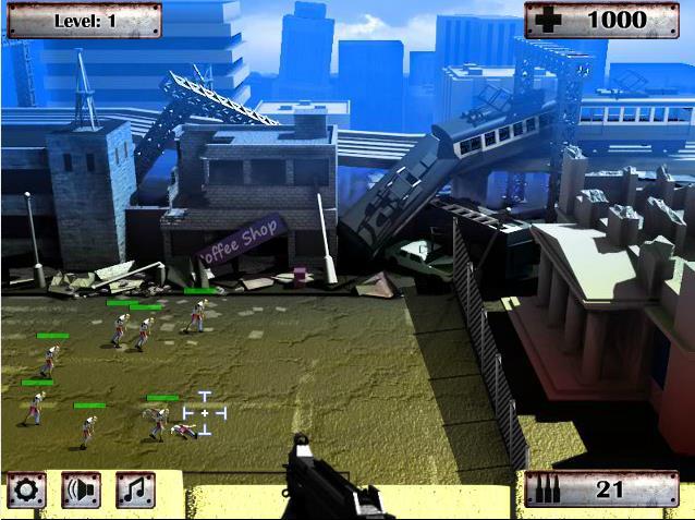 Зомби Battlefield