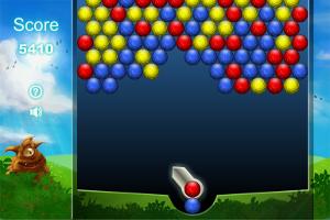 Быстрые шарики