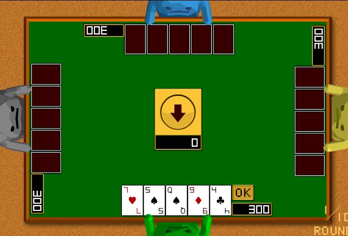 Покер 5705