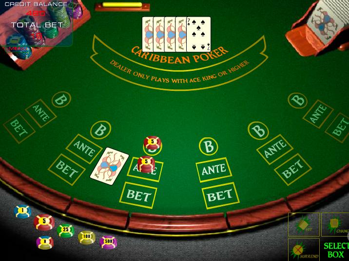 Покер 19498