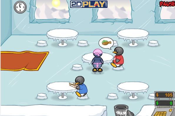 Пингвиний Ресторан