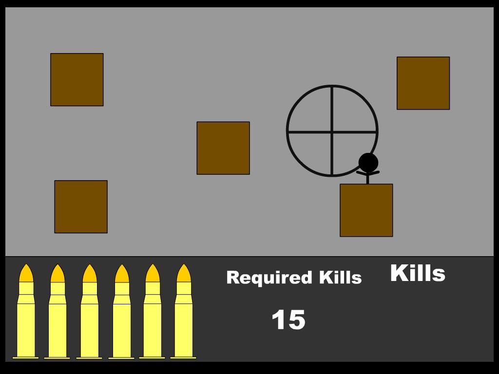 Gunman Sniper