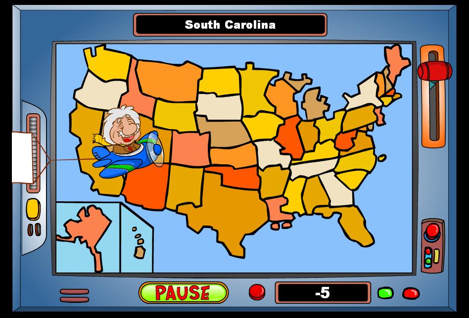 Американские штаты