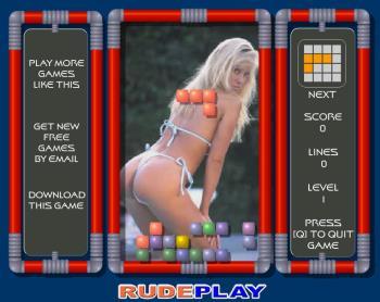 Topless Titris